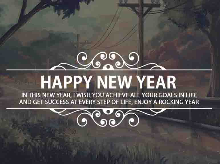 Photo of Happy New Year Quotes