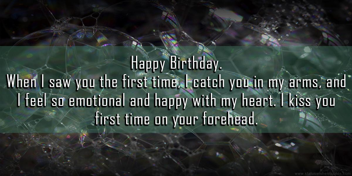 Happy Birthday Wishes & Quotes for Son from Mother ...